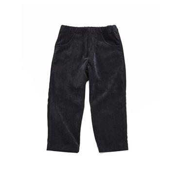 Immagine di Pantalone in velluto  senza bottoni
