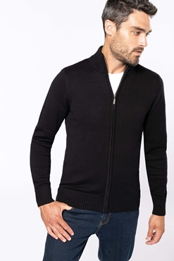 Picture of Zipped Cardigan