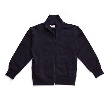 Picture of Blue zipped sweatshirt